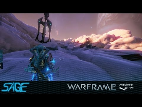 Warframe, Cryotic Front (New Tileset, and more!)