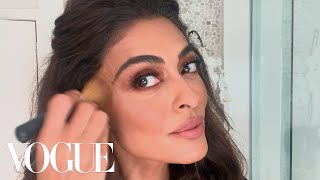 Juliana Paes's Everyday Bombshell Beauty Look | Beauty Secrets | Vogue