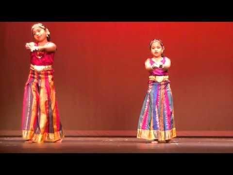 Gaja Mukhane Ganapathiye: Semi-classical Dance video