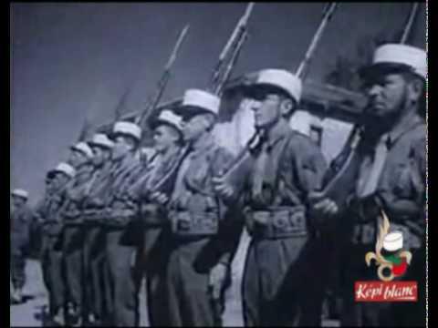 Aux Legionnaires-Chant Legion Etrangere 6REG
