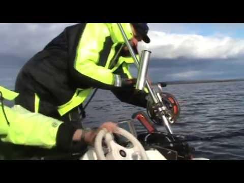 ловля рыбы на планер
