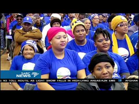 DA holds its last campaign rally in Port Elizabeth