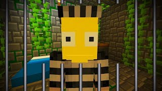 Bart Goes to Prison | The Simpsons | Minecraft Xbox [71]