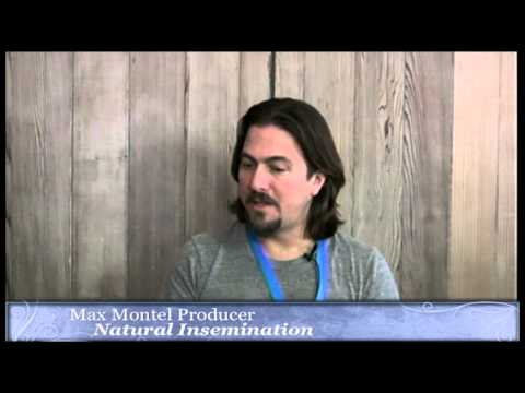 Max Montel Producer of Natural Insemination Sonoma TV Interview