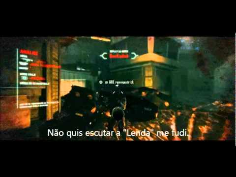 Crysis 2 Multiplayer com part.especial Diego Loureiro Parte 1 [Trick & Games]