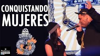 CONQUISTANDO Mujeres En Batallas De Gallos | B Producciones