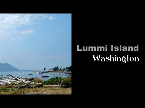 Lummi Island Washington - San Juan Islands Washington State Video
