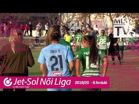 FTC-Telekom - MTK Hungária FC | 3-1 | JET-SOL Liga | 8. forduló | MLSZTV