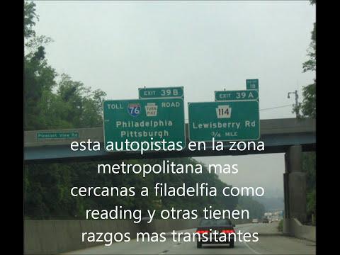 Las Autopistas De Estados Unidos Y Puerto Rico Hoy En Dia