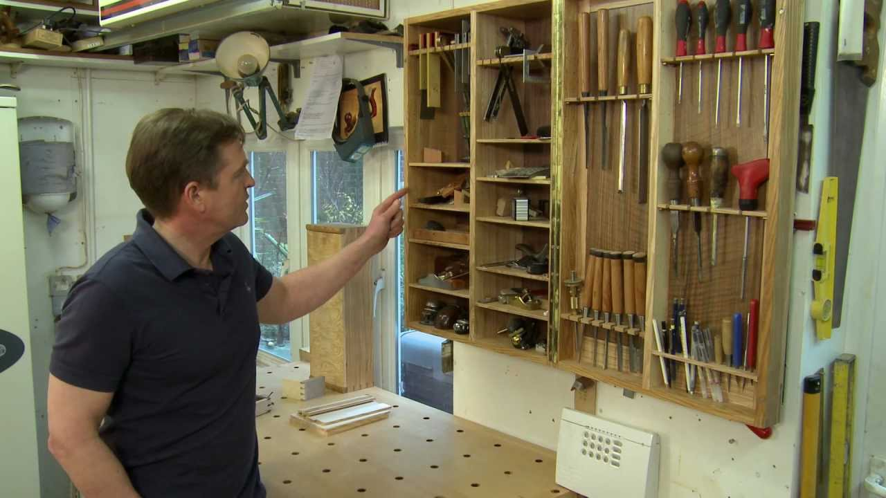 Studley Style Tool Chest - YouTube