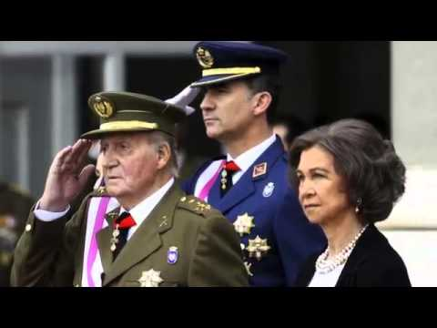 BREAKING NEWS   Spain's King Juan Carlos to abdicate