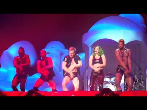 Lady Gaga Artpopball Sexxx Dreams Philips Arena Atlanta 06 May 2014 video