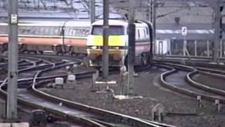 Early Years of the Class 91's