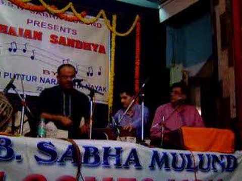 Pavamana - Shri Puttur Narasimha Nayak