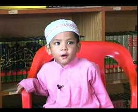 Al-Huffaz: Hafaz Quran Di Usia 4 Tahun