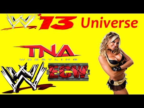 WWE 13 Universe | WWE-ECW-TNA | Week 26 | DON'T MISS THIS EPISODE!!!!!