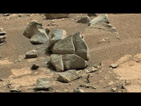 Curiosity Rover Anomalies for 2018