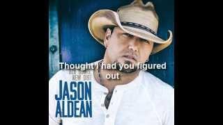 Download Lagu Jason Aldean - Tryin' To Love Me (Lyrics) Gratis STAFABAND