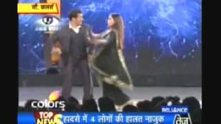 Promo :Rani Salman masti on Bigg  Boss-season 6