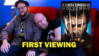 X-Men Origins: Wolverine - First Viewing