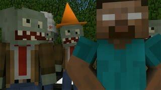 FNAF vs Mobs: Plants vs Zombies - Clash Royale (Monster School Animations)