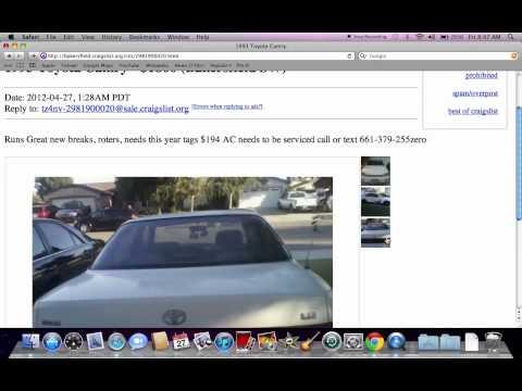 Gadsden Cars Trucks By Owner Craigslist Autos Post