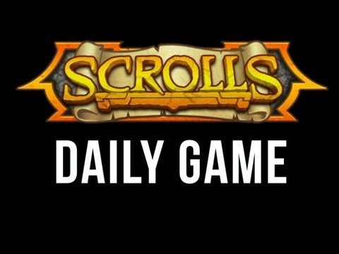 Scrolls Ranked - Daily Game