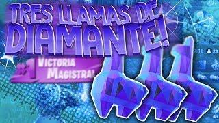 ELIMINO A TODOS y ME QUEDO CON 3 LLAMAS DE DIAMANTE