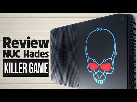 SÁT THỦ GAME OFFLINE : INTEL HADES CANYON MINI PC - Game nào nặng cản được tôi ? | ANPHATCOMPUTER