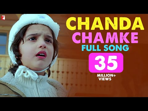 Chanda Chamke - Full Song | Fanaa | Aamir Khan | Kajol