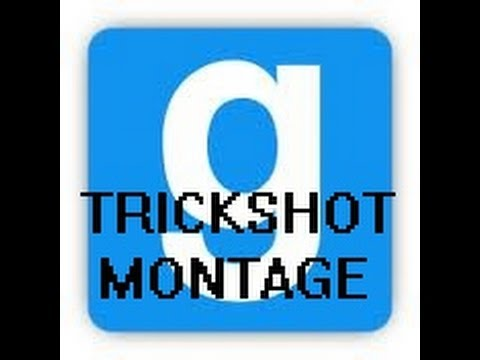 Garry's Mod Trickshot Montage