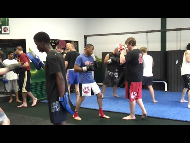 Glen Burnie Thai Boxing, Noel Smith BJJ