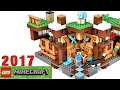 Лего Майнкрафт 2017 все наборы по игре МАЙНКРАФТ Minecraft Видео про игрушки для детей mp3