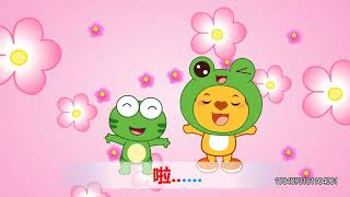 1 Parental songs , children's songs little jumping baby