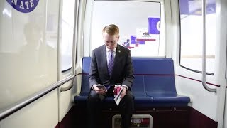 A Day in the Life of Senator James Lankford