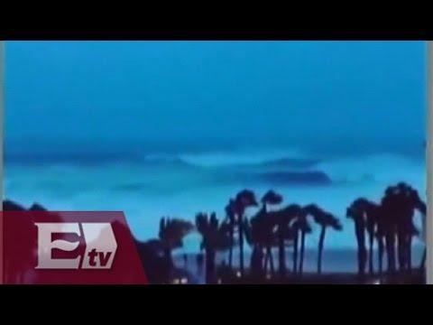 Lo más visto: así impactó el huracán Odile a BCS/ Titulares