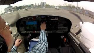 DA42-VI IFR Nuremberg (EDDN) to Lugano (LSZA)