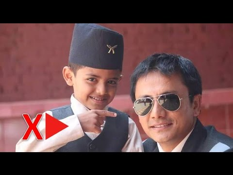 Love you baba - youngest director, 8 years old saugat bista directing Nepali movie