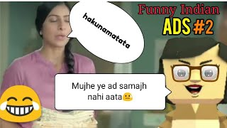 Funny Indian ads Roast Part 2 | Funny Ads roast 2019