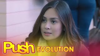 Push Evolution: Yen Santos