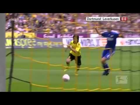 23 Shinji Kagawa(香川真司)2010 Part.1<Borussia Dortmund>