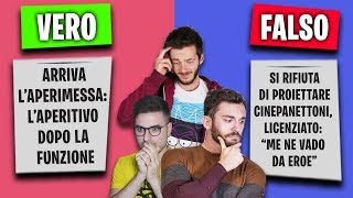 NOTIZIA VERA o FAKE NEWS?! #4 con GIAMPY & MURRY