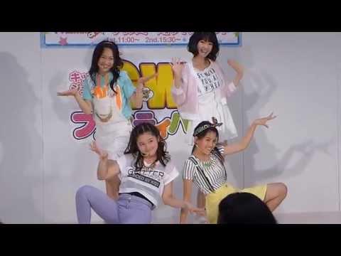 Prizmmy☆ 「Butterfly Effect」 札幌東急GWフェスティバル #1