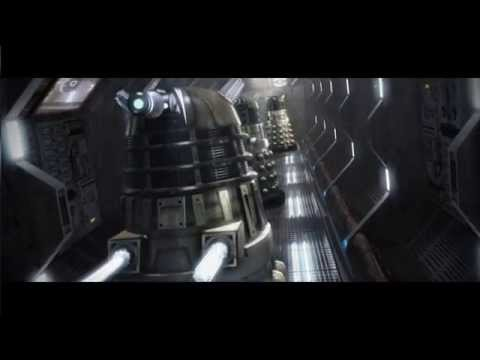 Triem Test 047 - Camera Projected Daleks (Draft 2)