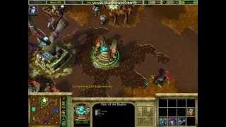 Warcraft 3 mod Naga +cheat