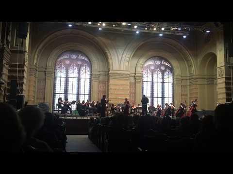 Бах Иоганн Себастьян - Концерт для скрипки с оркестром g-moll (с партией)