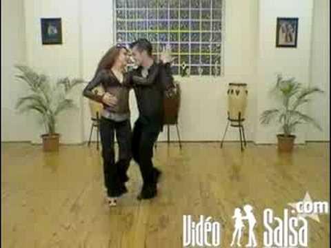 Oliver Pineda salsa lessons