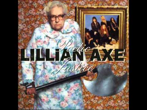 Lillian Axe - Living In The Grey