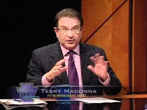 PA Redistricting, Texting Ban, 2012 Election [Pennsylvania Newsmakers]