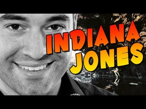 The Indiana Jones Theme (A Cappella Cover)